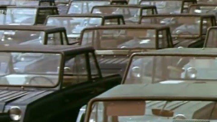 Колёса Страны Советов (4 серия) Лимузины и Инвалидки СССР