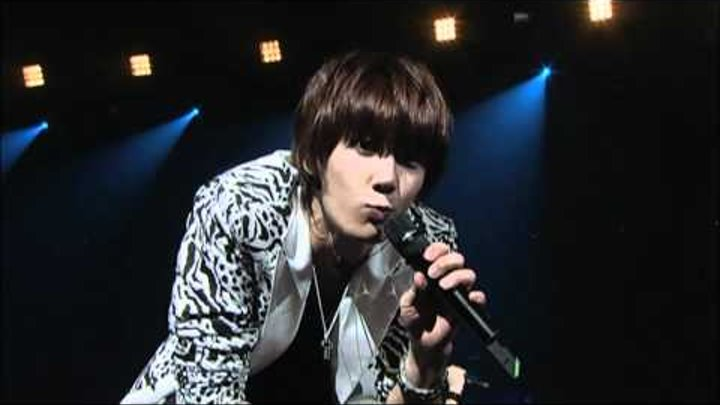 SS501 ASIA TOUR PERSONA in JAPAN <一日だけ & えんどう豆> [HD]