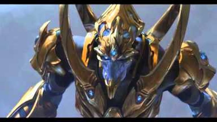 Starcraft 2 (Protoss) Legacy of The Void music video