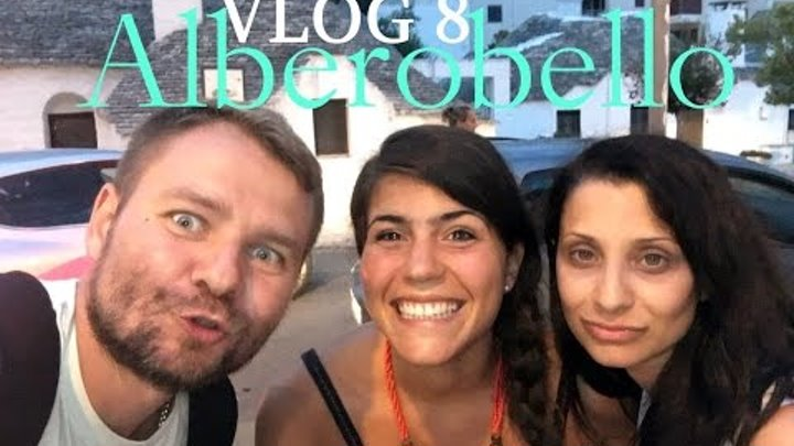 Alberobello. Сказочный город Альберобелло VLOG 8 сезон 4 Kolodin TV