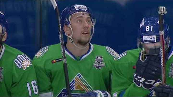 2018 Gagarin Cup, Traktor 0 Salavat Yulaev 1 (Series 2-3), 23 March 2018