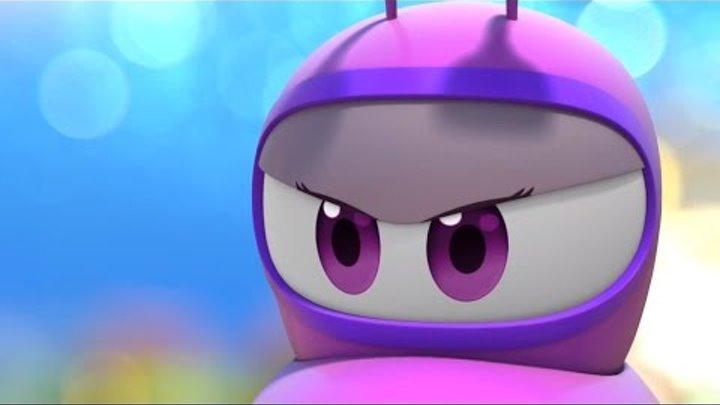 Веселые мультики - Марин и его друзья - Все серии подряд - Мультфильмы для детей
