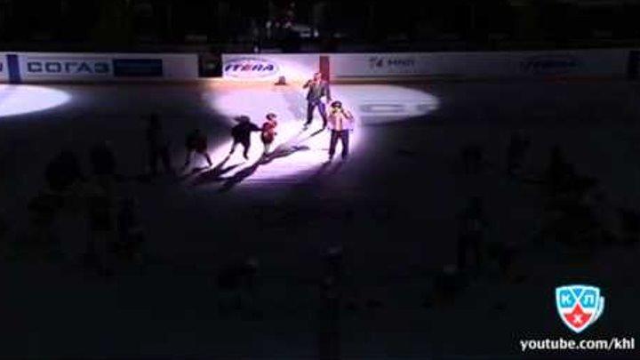 Матч Звезд КХЛ: Рига-2012 / KHL All Star Game: Riga-2012