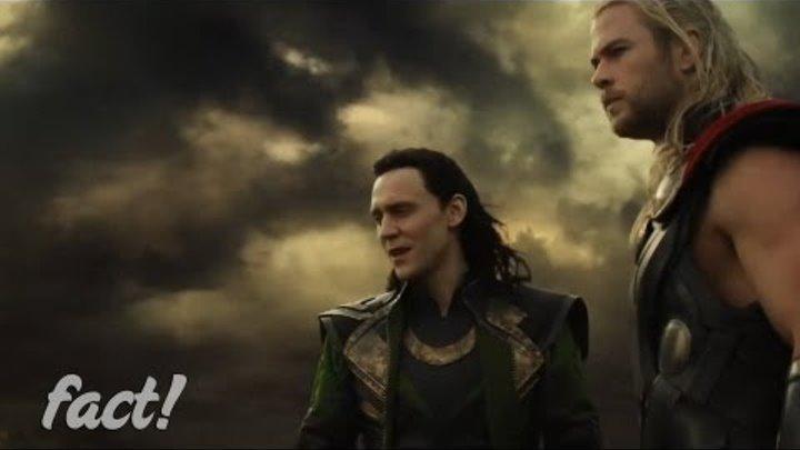 Русский трейлер Тор 2: Царство тьмы | Thor: The Dark World | Marvel