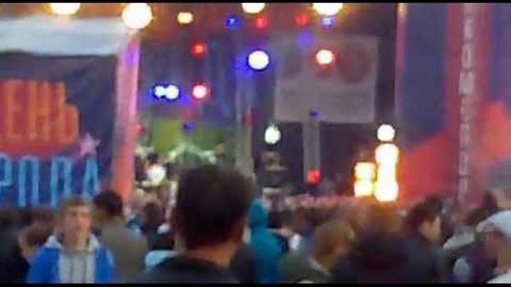 Guf feat Лион - Танцы с волками 01/09/12
