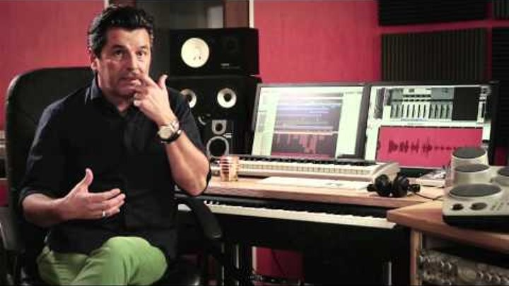 Томас Андерс. Интервью о альбоме Christmas For You (2012). (RUS)