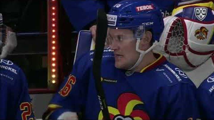 Metallurg Mg 3 Jokerit 5, 19 September 2018