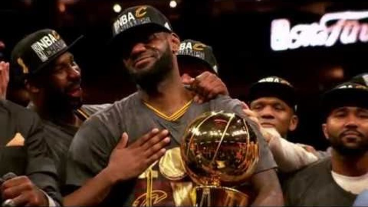 Game 7 of the 2016 NBA Finals: This Is Why We Play
