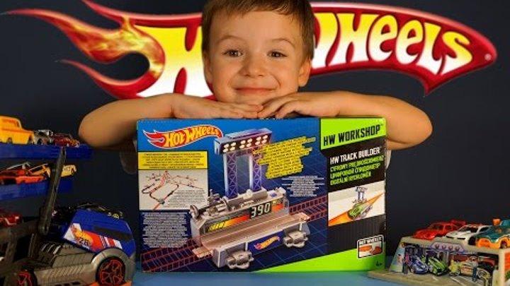 Машинки Хот Вилс 2014 Цифровой Спидометр. Hot Wheels Track Builder Digital Speedometer from Mattel