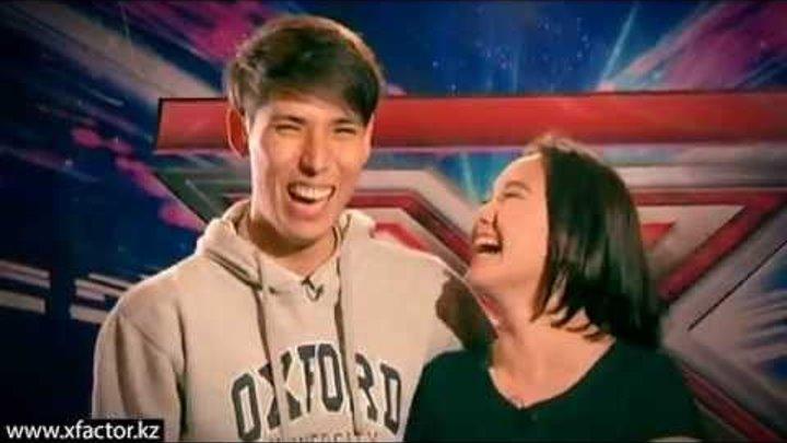 """Группа """"HEART BEAT"""". X Factor Казахстан. Прослушивания. 1 серия. 6 сезон."""