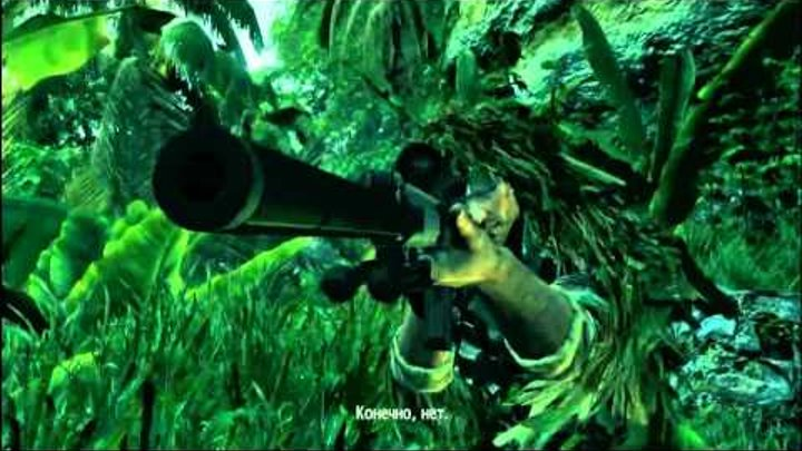 Снайпер. Воин-призрак | Sniper: Ghost Warrior (2010) PC