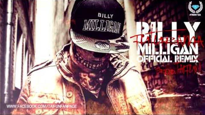 BILLY MILLIGAN - Futurama (Official Remix) (prod. TAIFUN)