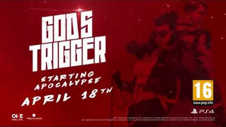 God's Trigger Release Date Trailer PS4