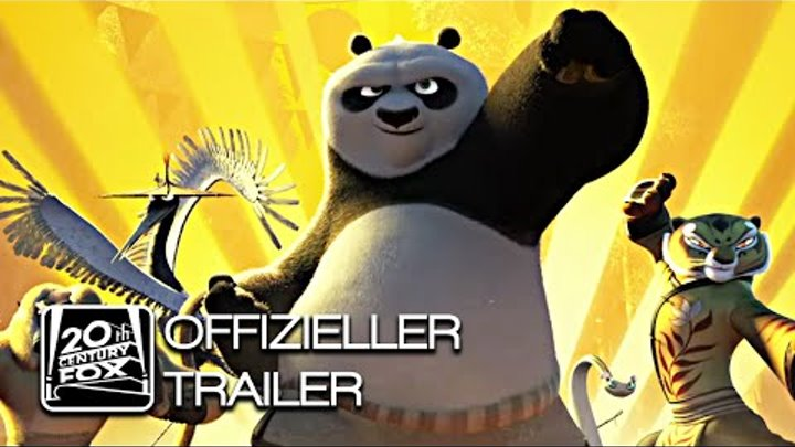 Kung Fu Panda 3 | Trailer 3 | Deutsch HD DreamWorks German