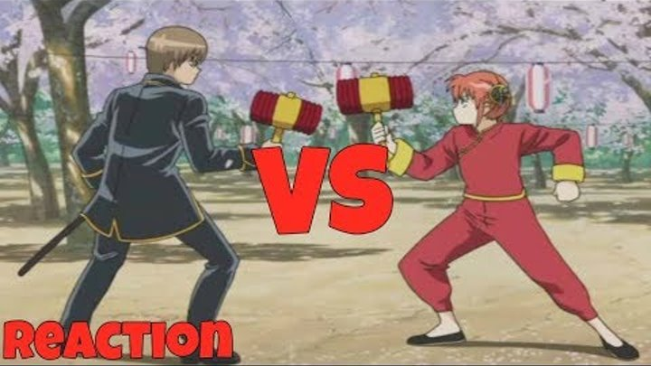 Gintama Jump Festa Special 2005 REACTION   My face hurts! 😂