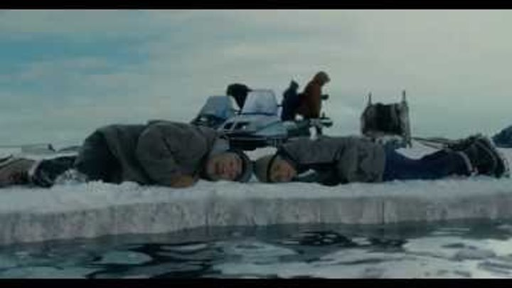 Все любят китов / Big Miracle (2012) - русский трейлер HD