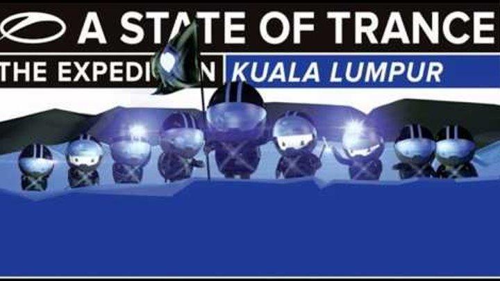 Armin Van Buuren: A State Of Trance 600 Kuala Lumpur Warm up