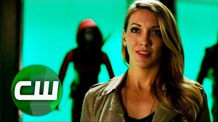 Возвращение Лорел | Стрела 5 сезон 9 серия | Финальная сцена (Озвучка LostFilm)