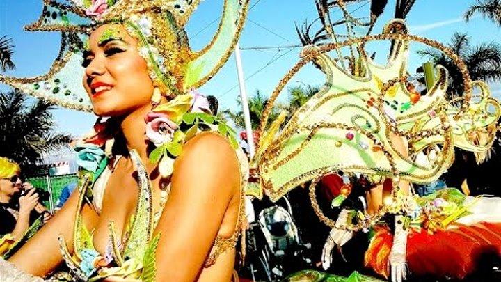 Санта-Крус-де-Тенерифе - город, карнавал и ночная жизнь