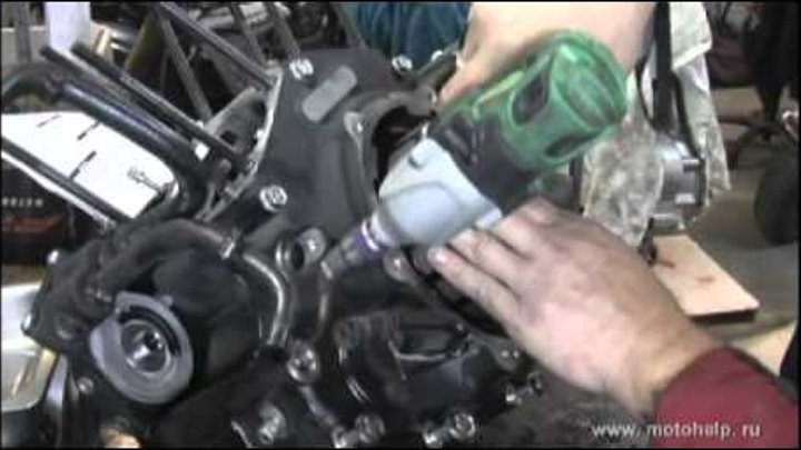 Харлей Дэвидсон ремонт мотора. Скримен Игл 110 тюнинг.