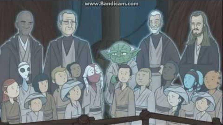 Как должен был закончиться фильм Звездные войны эпизод 6