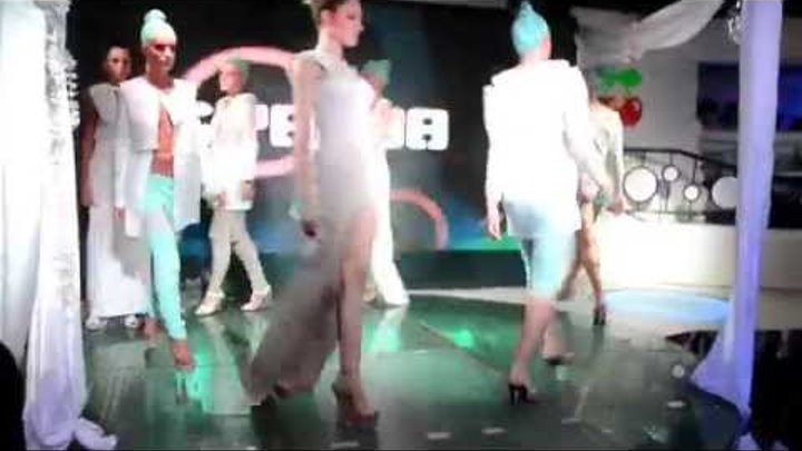 "FASHION SHOW от Татьяна Скаковская & ""GAGA WORLD MODELS"" in PACHA MOSCOW"