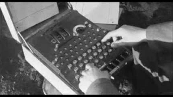"""Шифровальная машина """"Энигма"""" (учебный пример)"""