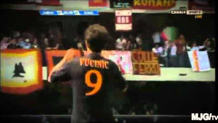 Mirko Vucinic | New player of Juventus