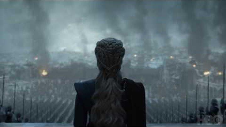 Игра престолов 8 сезон 6 серия - промо