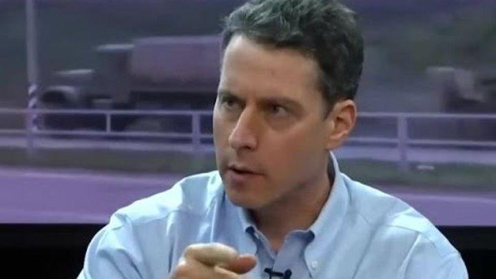 """Майкл Бом: """"Россия сделала всё, чтобы Украина отвернулась от России и отвернулась именно на Запад"""""""