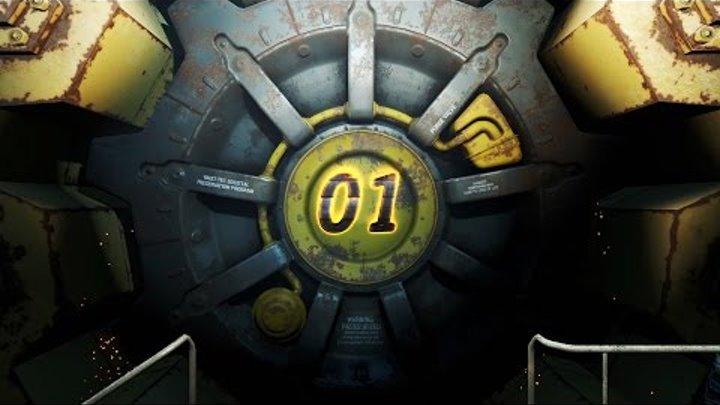 Fallout 4 прохождение #1 Первые шаги