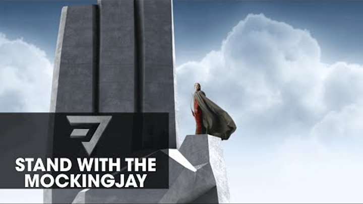 """The Hunger Games: Mockingjay Part 2 Motion Poster – """"Stand With The Mockingjay"""""""