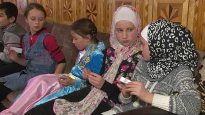 В Крыму прозвучали 99 имен Аллаха (ЦРО ДУМК)