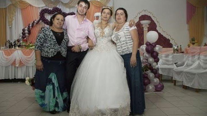 Рустам и Таня.Цыганская свадьба-8 серия