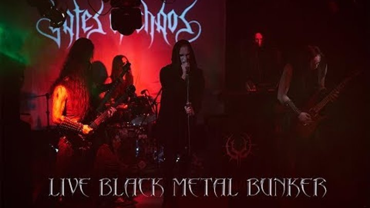 GATES OF CHAOS - ЗАКЛЯТИЕ || THE CONJURING (LIVE BLACK METAL BUNKER)