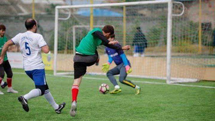 Юлдуз-Пенджаб 3:1 Махачкала Сити (1тур ЛФЛ Дагестан 2016/2017)