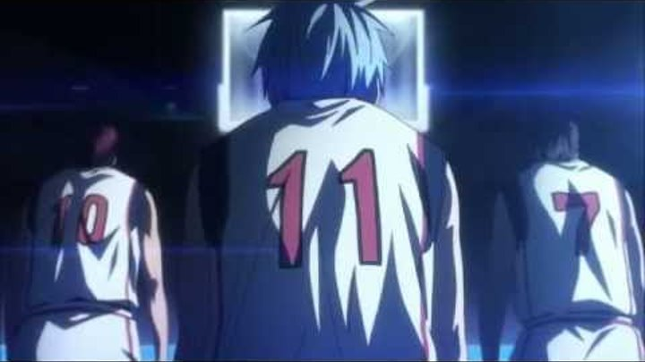 Kuroko no basket Баскетбол Куроко 2 й сезон 24 серия