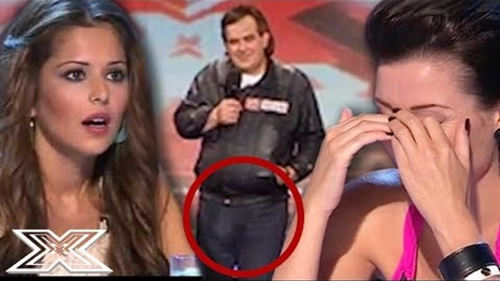 JUDGES BIG SURPRISE! Contestant Gets Over Excited During Shock Audition! | X Factor Global