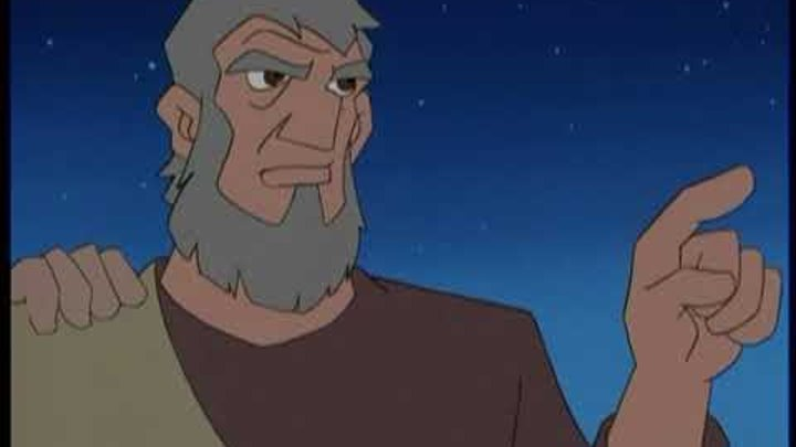 Иешуа и битва за Иерихон (Христианский мультфильм)