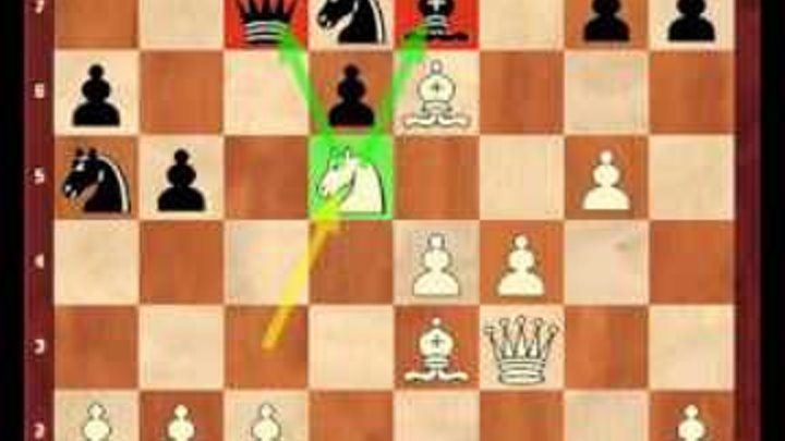Жертва ферзя в дебюте. Рашид Нежметдинов. Сицилианская защита