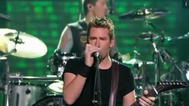 Nickelback- This Means War Live 2012