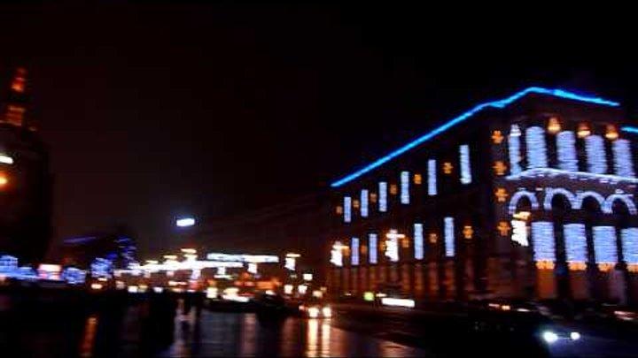 Электроёлка на киевском Майдане: сезон 2011/2012