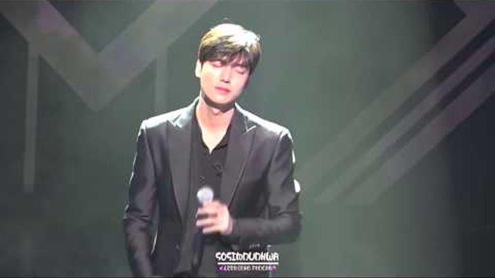 Ли Мин Хо песня «Как тогда», «The Originality of Lee Min Ho», 18 02 17 руссаб