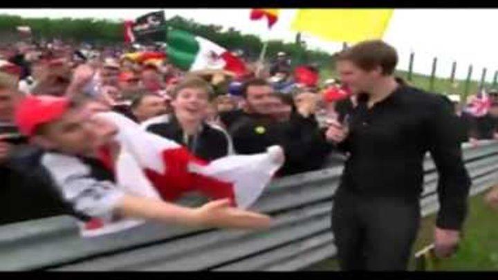 BBC F1 Forum - Jake Humphrey talks to the fans