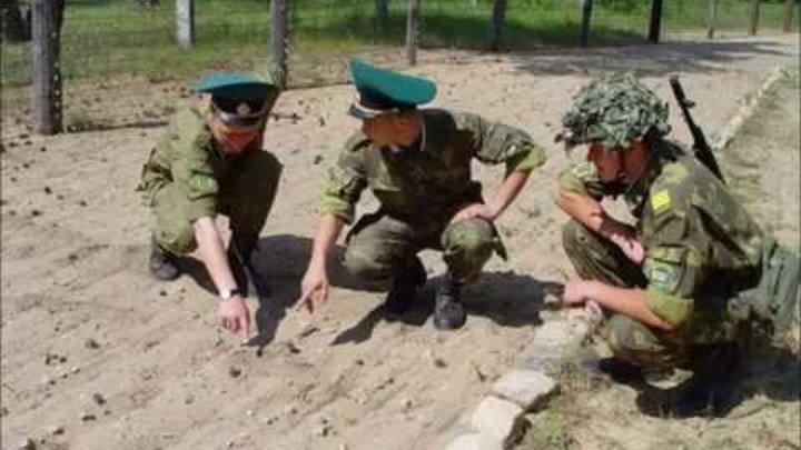 Granica polsko -białoruska i nie tylko. Cz. 4.