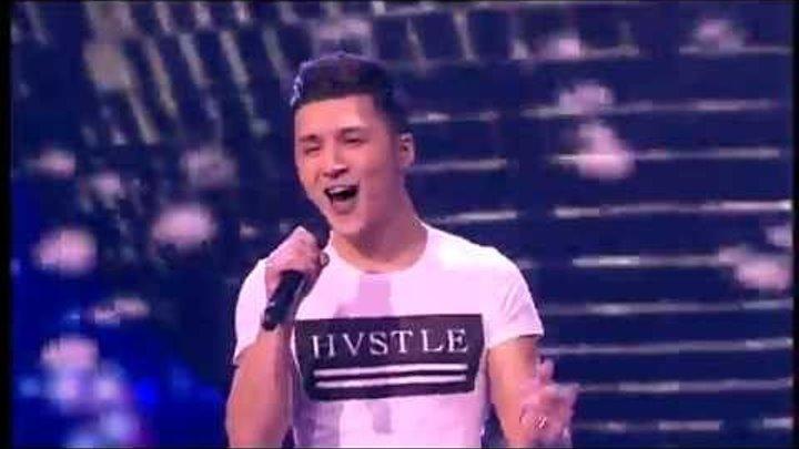 """Группа """"Z"""". X Factor Казахстан. 6 концерт. 15 серия. 5 сезон."""
