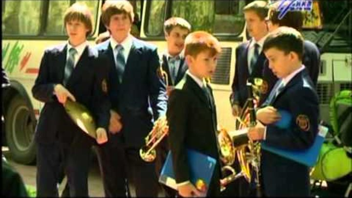 Детские музыкальные оркестры в Калуге