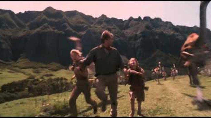 Парк Юрского периода 3D Трейлер HD