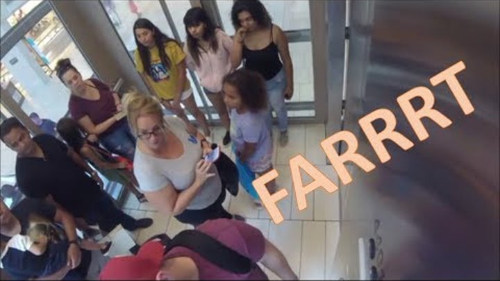 WET FART PRANK (Feat. CROWDED Elevator!) Choose my next video! Sharter Saturdays S2•EP5