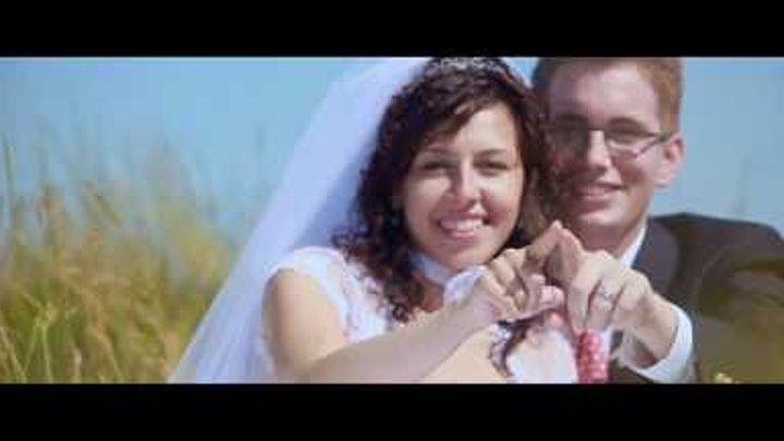 Любовь это... (Свадебное видео, Украина)